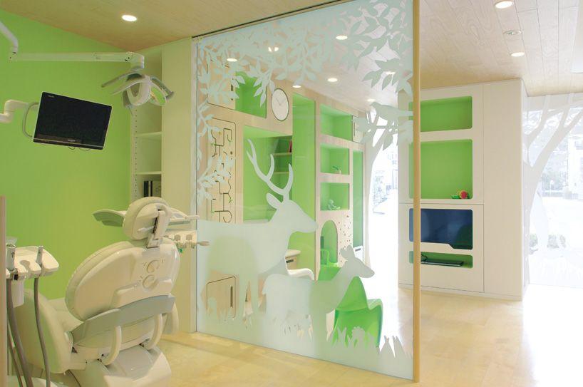 Illuminazione Per Ufficio Kid : Teradadesign architects matsumoto kids dental clinic
