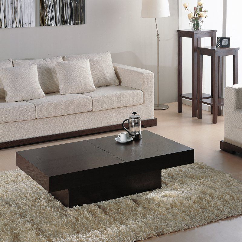 Nile Rectangular Coffee Table Dark Brown Oak Nile Rect Ct Coffee Table Square Coffee Table Coffee Table With Storage