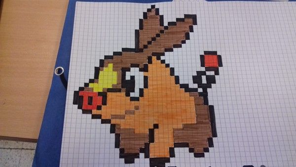 Gruikui Pixel Art Pinterest