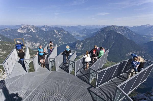 Los 7 miradores más impresionantes del mundo   Futuretech