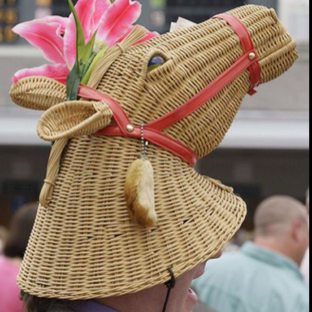 12 Cool Kentucky Derby Inspired Home Decor Ideas: Pee In Your Pants Funny