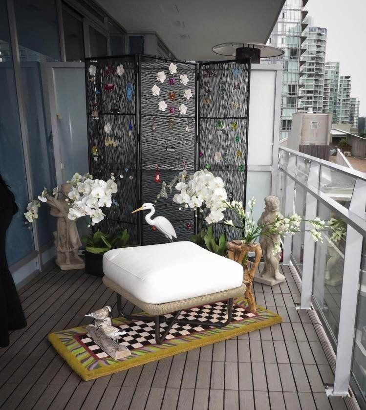 Viac Než 1000 Nápadov Obalkonfliesen Na Pintereste | Fliesen ... Balkon Fliesen Holz Outdoor Ideen