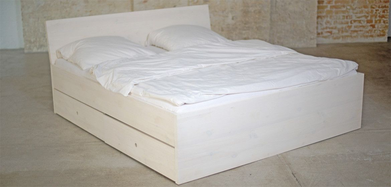 bettkasten wei great doppelbett mit bettkasten doppel polster kasten fa r en bett mit. Black Bedroom Furniture Sets. Home Design Ideas