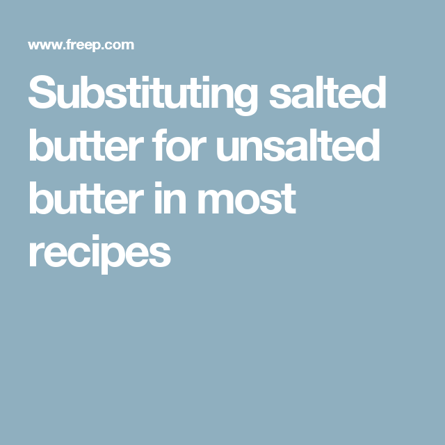 salted or unsalted butter for keto diet