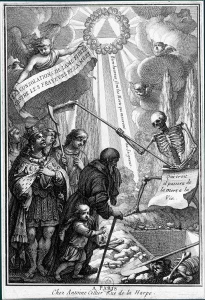 Dance of death (1651)