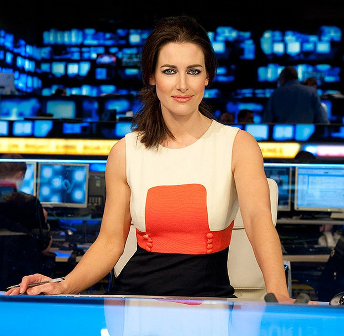 Sky Sports News Presenter Kirsty Gallacher Wallpaper HD ...