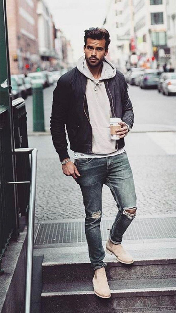 35+ beautiful winter outfits for men 29 ⋆ talkinggames.net #mensfashion