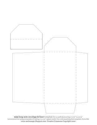 Mel Stampz Over 100 envelope templates and tutorials Card Shoppe