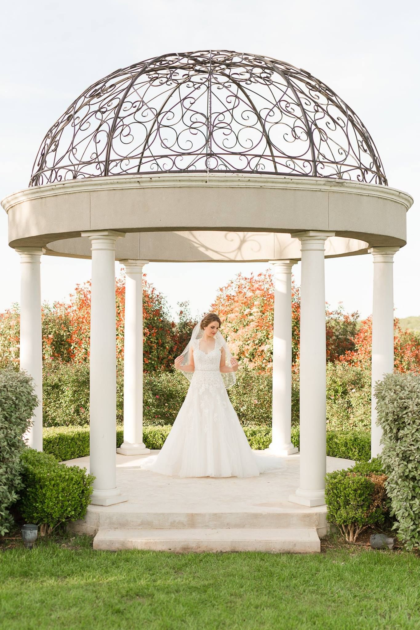 Bridal Portraits -French Themed Wedding | Our French Garden Themed ...