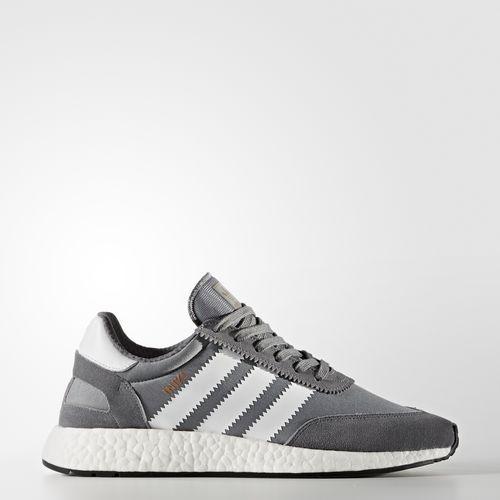 Zapatos grises Adidas Iniki Runner para hombre kglKwlXdcR