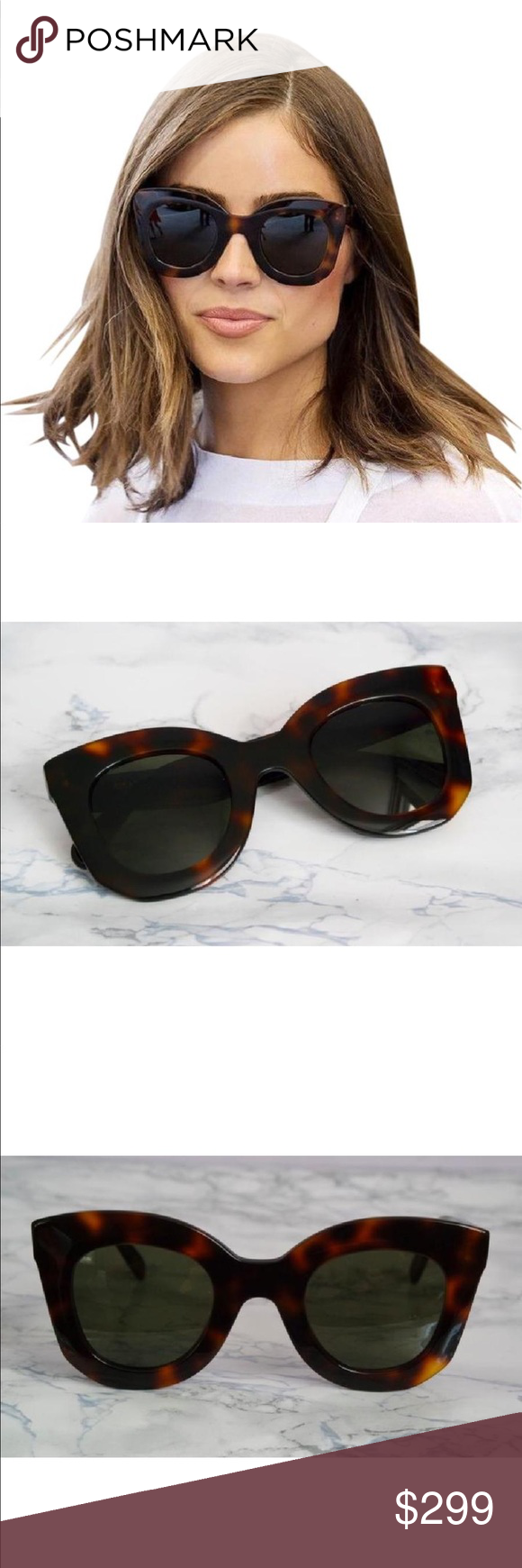 d4419eaa798 Celine Marta sunglasses Brand new Brown Celine Marta CL 41093 S Sunglasses  New without tags! Absolutely unworn and untouched. 10000% authentic!