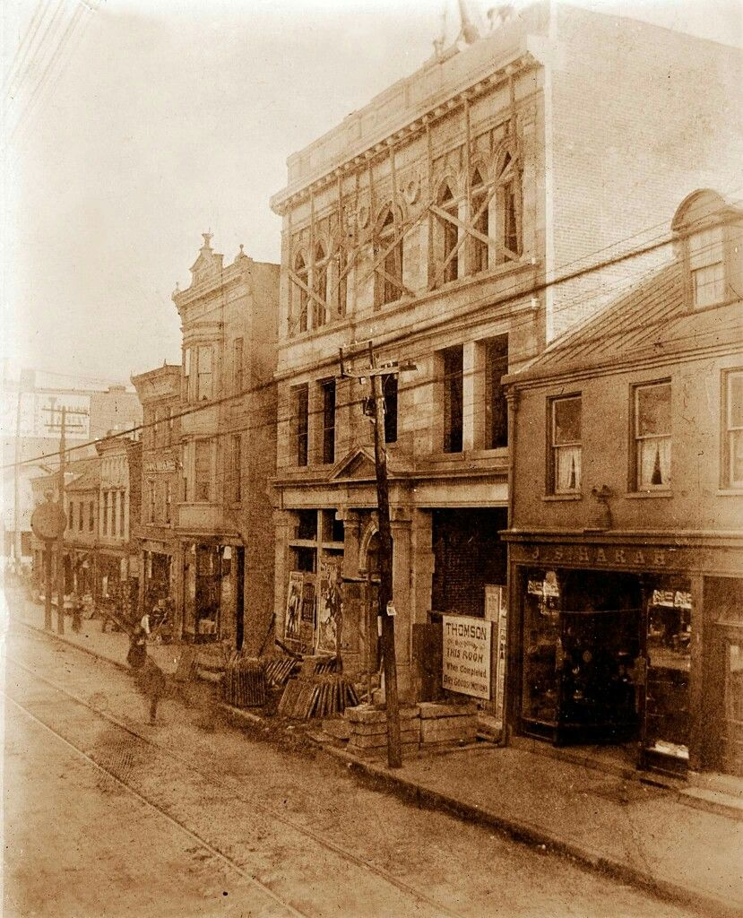Early Uniontown