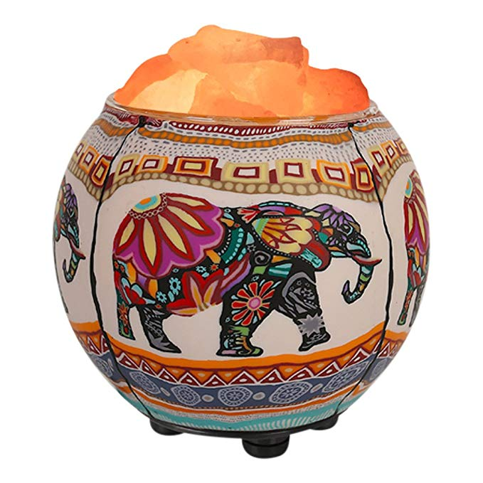 Himalayan CrystalLitez Himalayan Salt Lamp