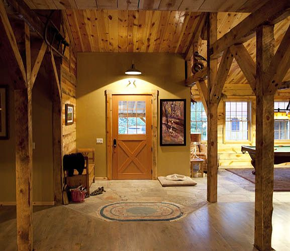 Wood & Horse Barn Homes Media Gallery