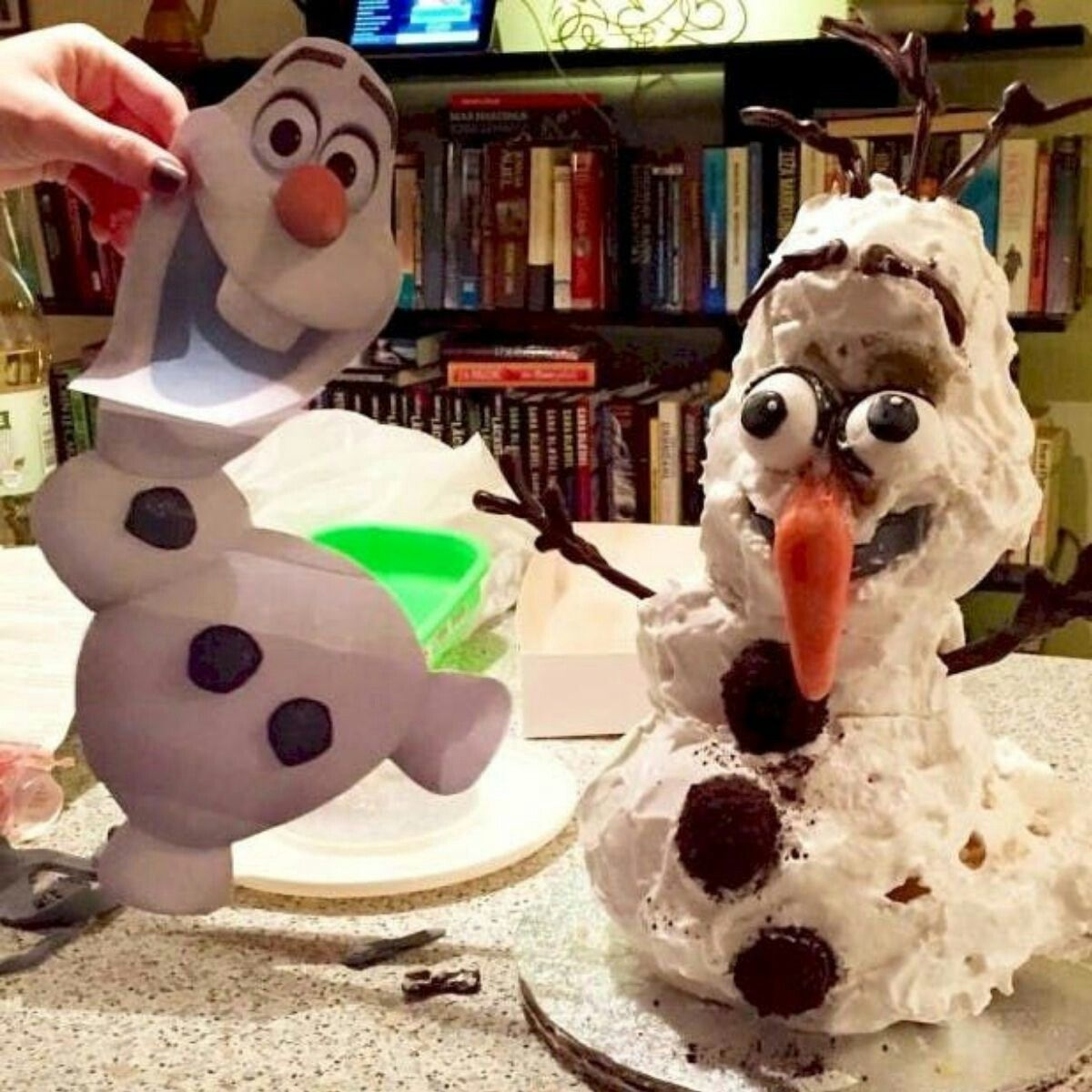 Pin by Jessica Balas on Nailed it! in 2020 Cake fails
