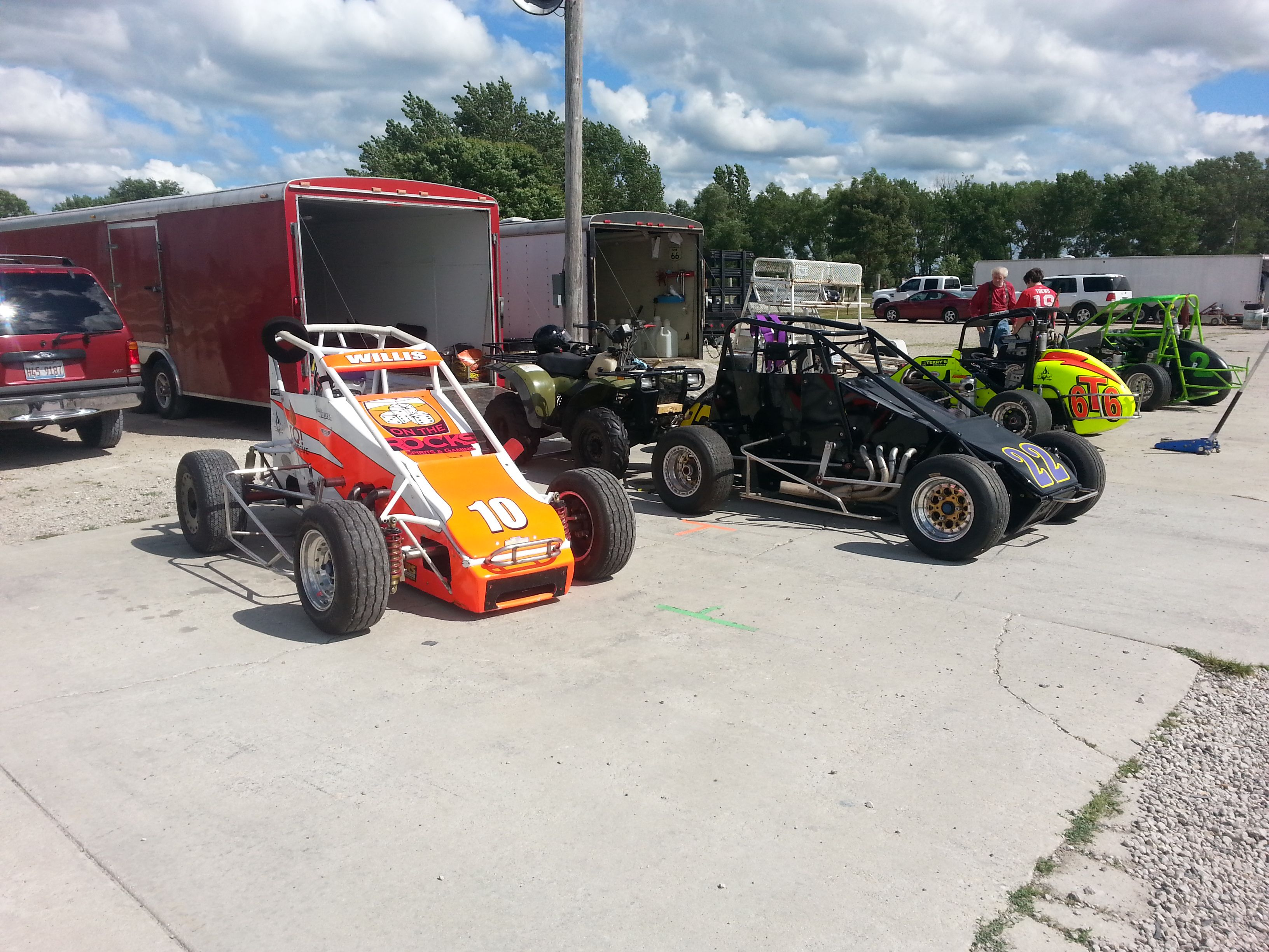 Illini midget series