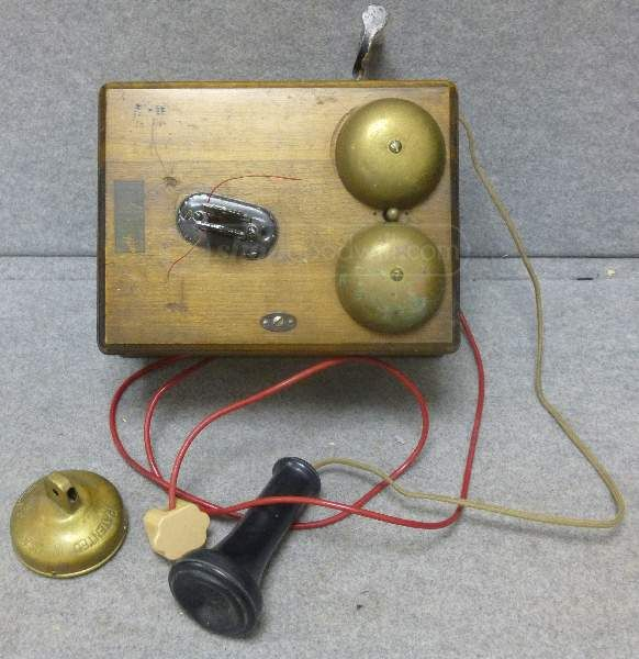 Vintage Telephone  For Parts