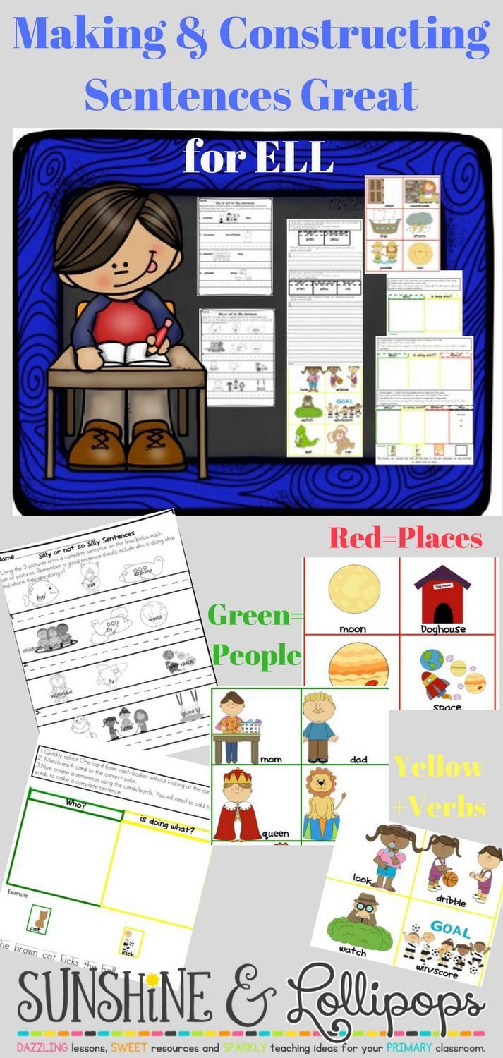 Have You Ever Been Desperate To Get Your Kiddos To Write Complete Detailed Sentences If So English Language Learners Kindergarten Resources Language Learners Leaving little or no hope; pinterest