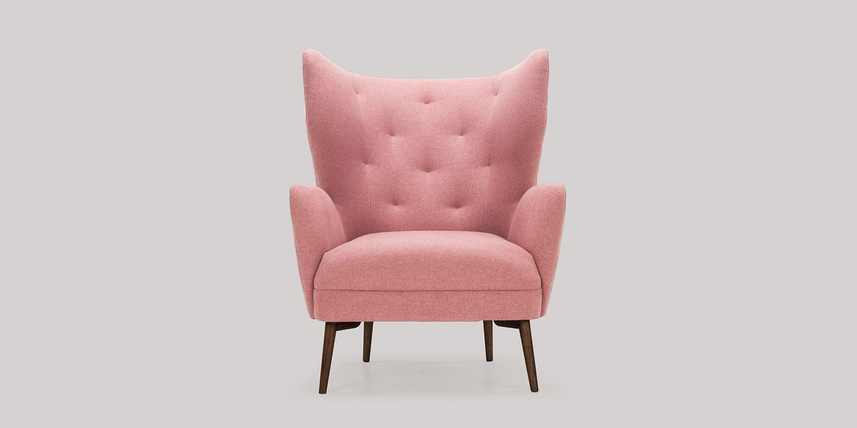 Vivi Fauteuil Prachtige Roze Oorfauteuil Sofacompany Oorfauteuil Stoelen Interieur