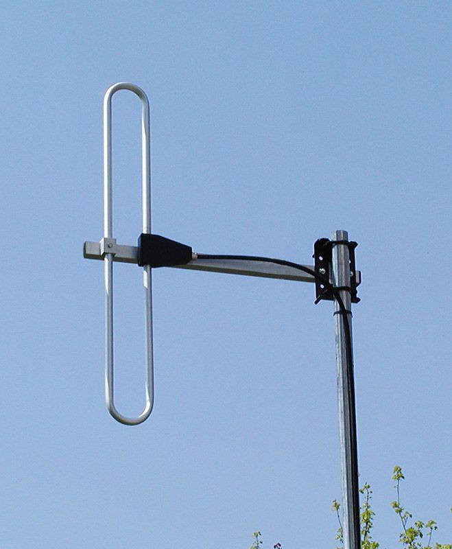 Folded Dipole Antenna | Amateur Radio Gear | Dipole antenna, Garden
