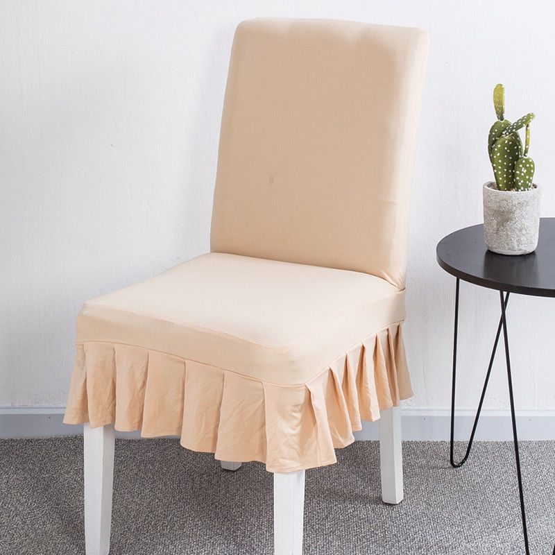 Chair Cover Stretch Elastic Seat Slipcover For Dining Room Wedding Party Decor Elastic Seat Stretch Banquet Chair Covers Dining Room Seat Covers Dining Chair Covers