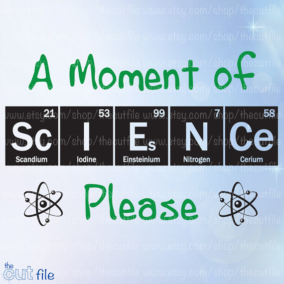 9039f34b1 Science svg, A moment of science, periodic table design, cutting file,  cameo or cricut, back to school shirt design