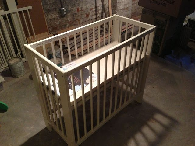 find will diy ikea crib craigslist how use to painted for work co safely baby sleeper folding black