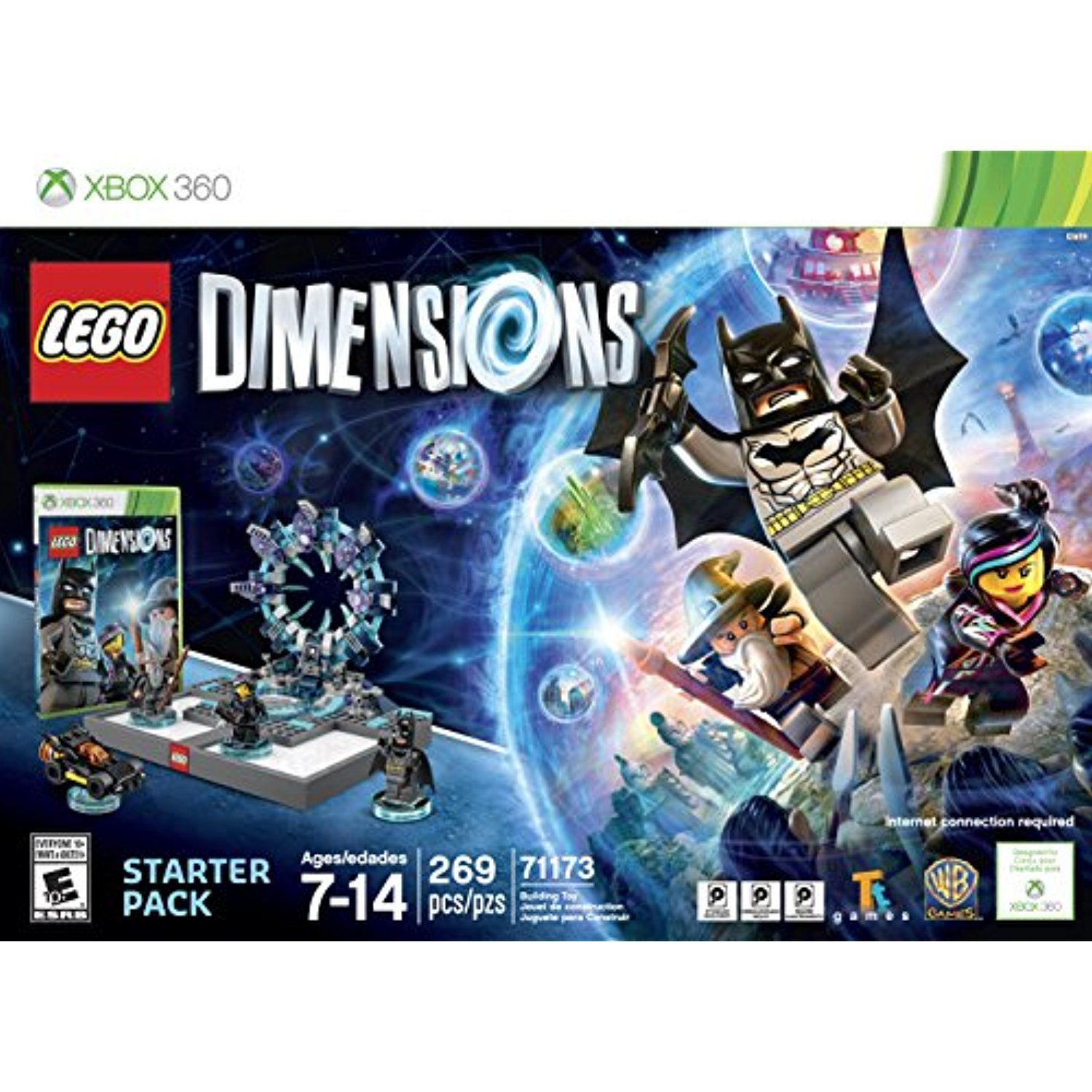 LEGO Dimensions Starter Pack Xbox 360 >>> Be sure to