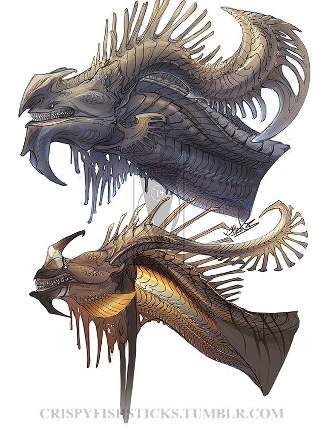 Daily Dragons - Pinterest