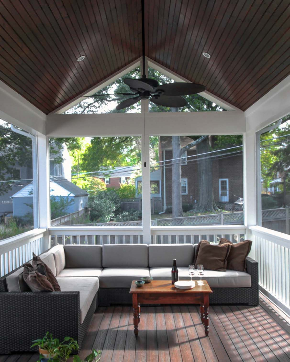 screen home designs screened of disadvantages in and design porch advantages deck the utrails