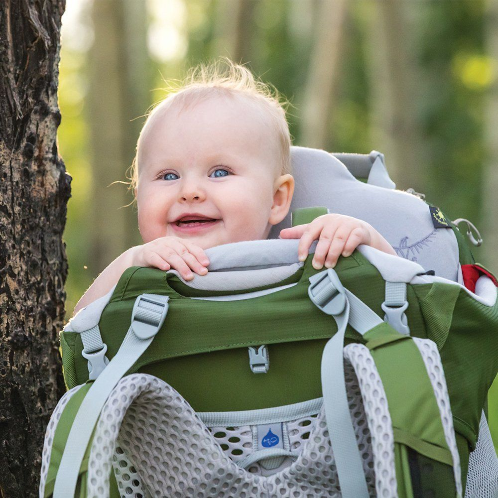 Osprey Packs Poco Ag Plus Child Carrier Ivy Green Want To Know