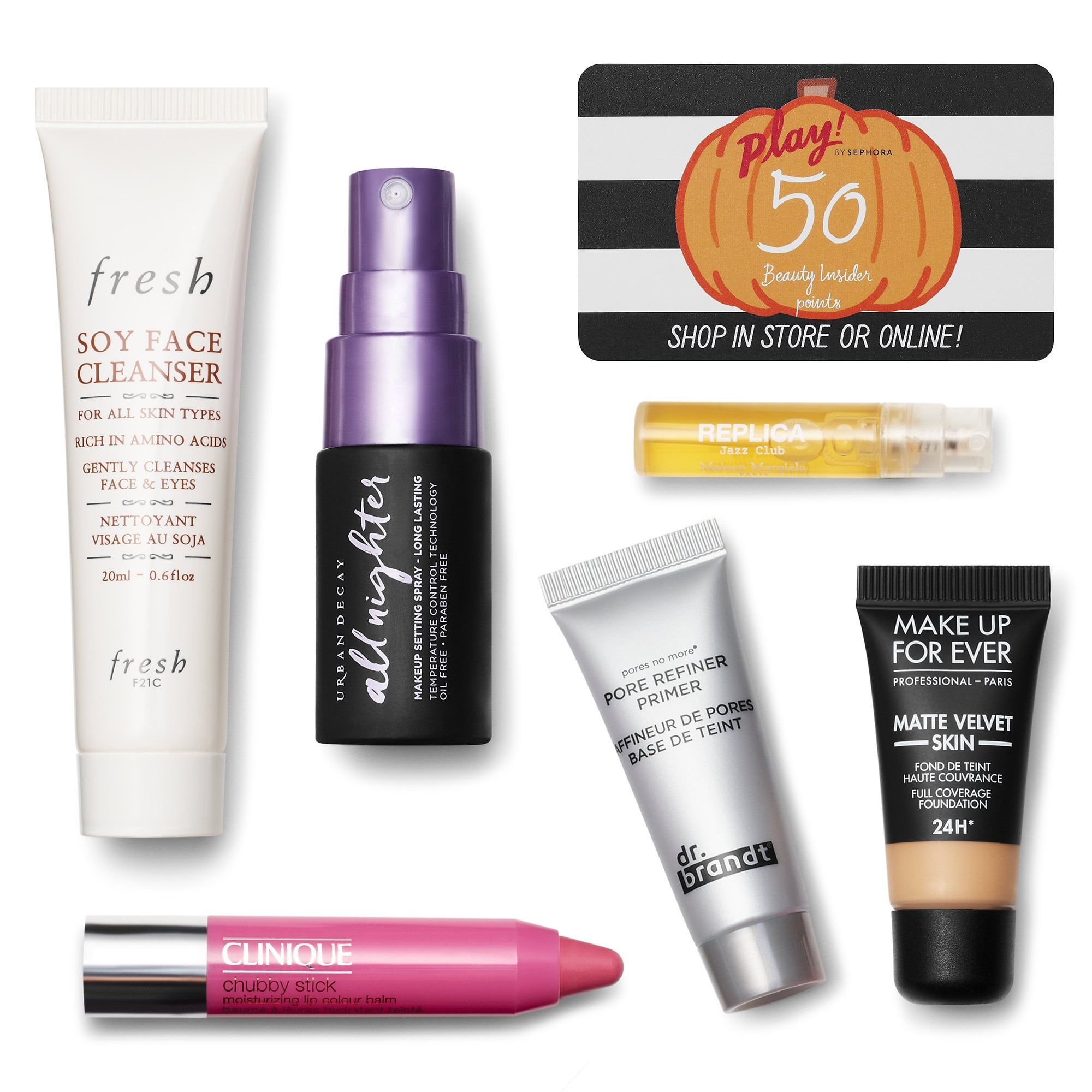 PLAY! by SEPHORA PLAY! by Sephora Scary Good Beauty