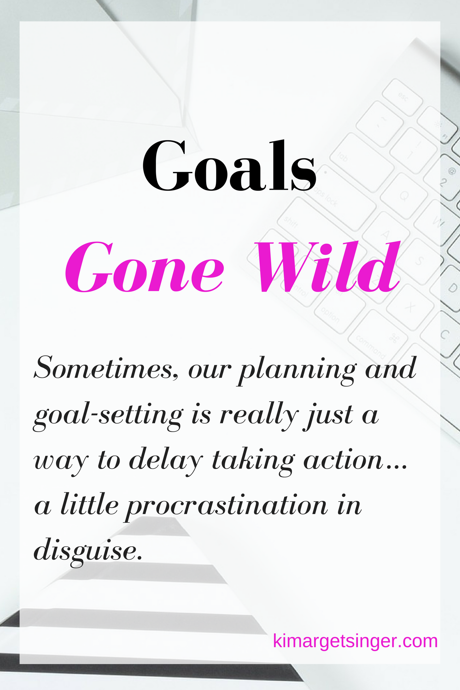 Why Setting Goals Is Important?