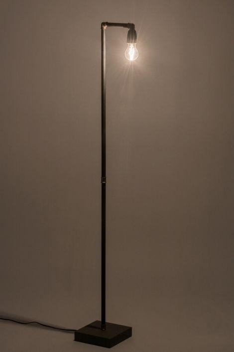 Staande Lamp 11474: Modern, Design, Industrie, Look | Slaapkamer ...