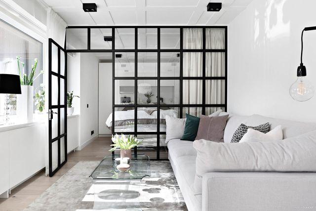 Chambre avec verrière (PLANETE DECO a homes world)