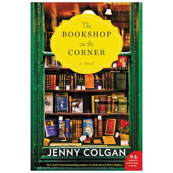Image result for the bookshop on the corner