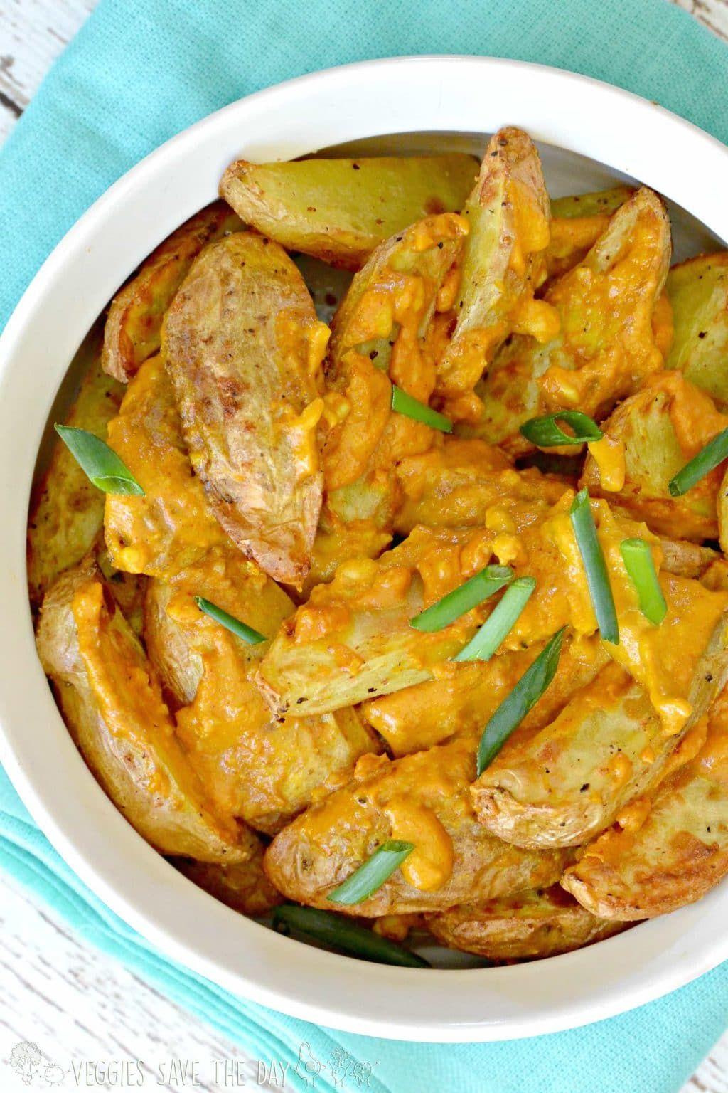 Cheesy Potato Wedges Recipe Cheesy potato wedges