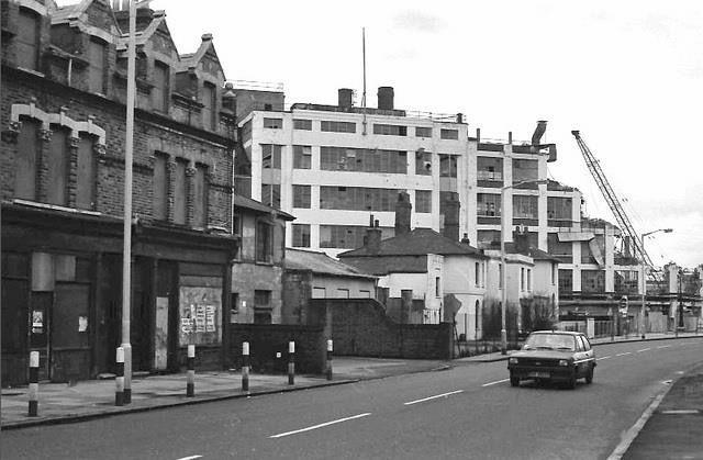 Samual Jones Co Ltd Southampton Way Peckham South East London