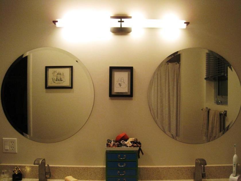 Bathroom, Elegant And Fascinating Light Fixtures Bathroom Ideas For ...