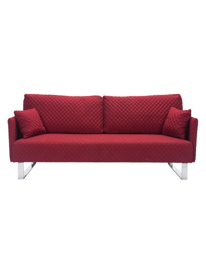 Pax Quilted Sleeper Sofa by Zuo at Gilt For the Home