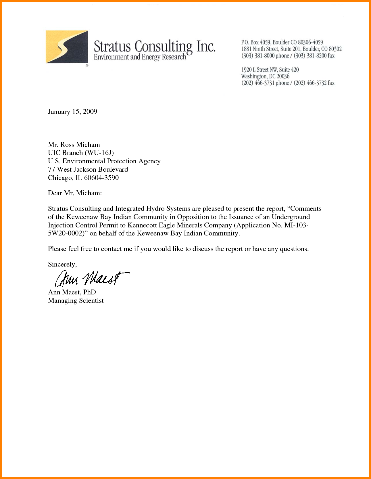 Business Letterhead Format With Images
