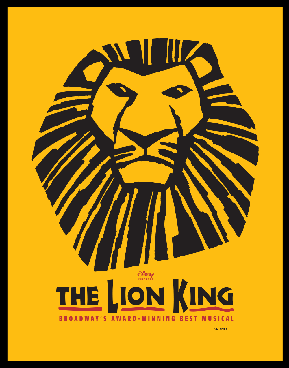 5 see the lion king musical