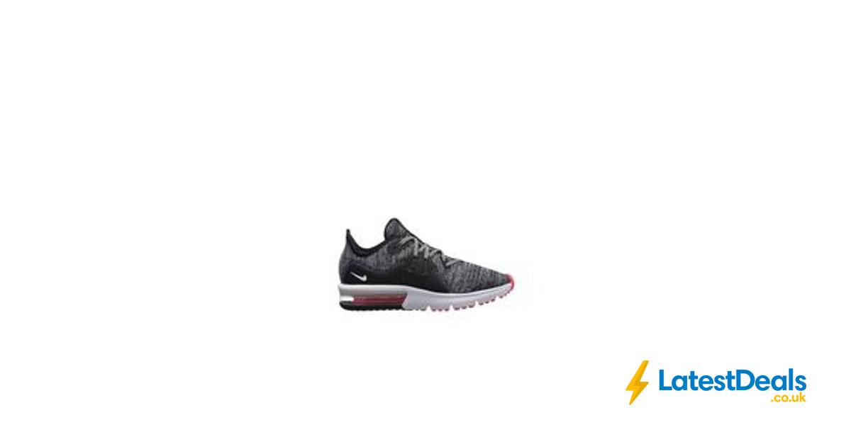 Nike Air Max Sequent 3 Junior Trainer