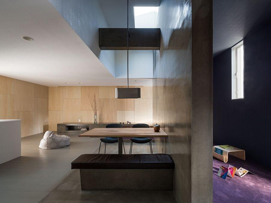 Tuneful House by FORM/Kouichi Kimura Architects - News - Frameweb