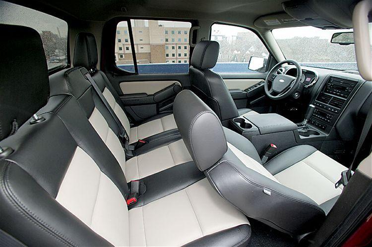 Nice Ford Explorer Sport Trac Interior Wallpaper 1 ( Ideas