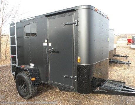 New 2017 Cargo Craft 5x10 Off Road Cargo Trailer For Sale By