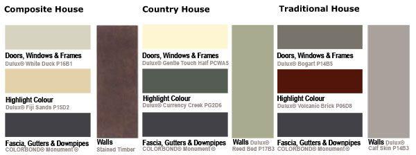 Monument Colour Palette House Exterior Color Schemes Exterior