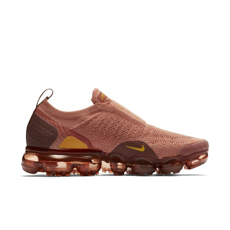 ccd421812cad Nike Air VaporMax Flyknit Moc 2 Women s Running Shoe - Brown