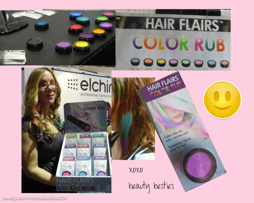 Hair Flairs Color Rub Photos And Swatches Beauty Bar Pretty Hair