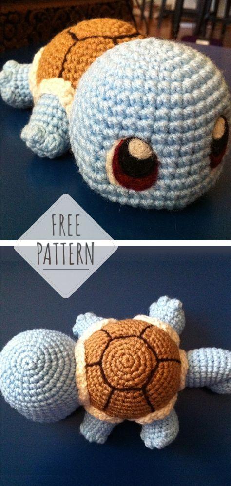 Pokémon Crochet Free Pattern - Home | Facebook | 997x474